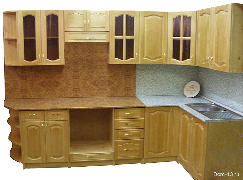 Кухни массив сосны уютный дом + магазин все для дома - г. са.