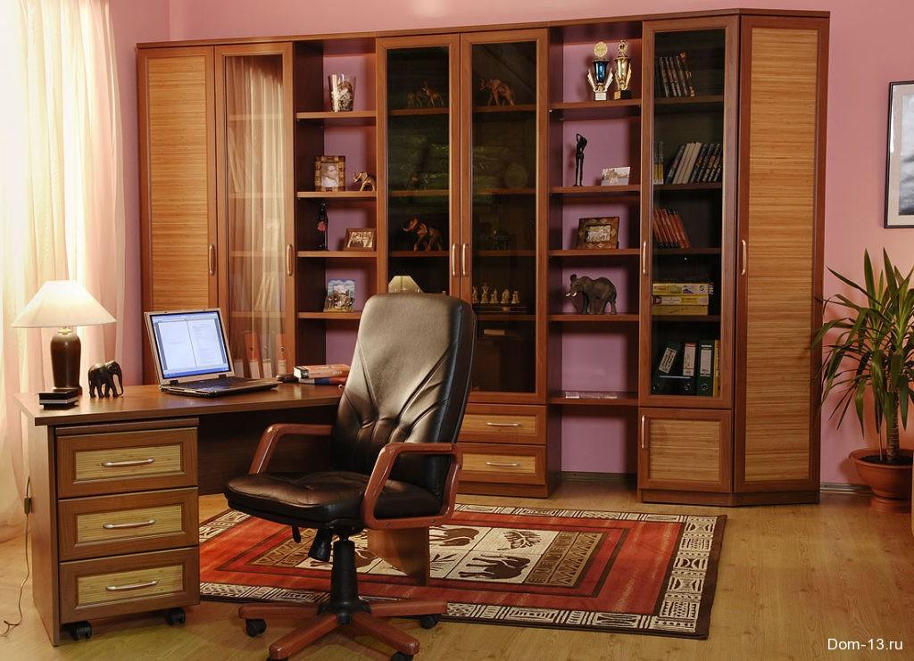 Библиотеки и кабинеты на заказ в москве. каталог с фото. сто.