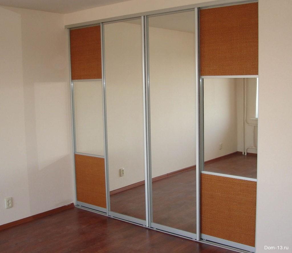 Шкафы купе уютный дом + магазин все для дома - г. саранск, р.